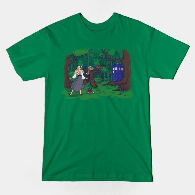 Disney Sleeping Beauty Once Upon A Dream Crop Top T-shirt