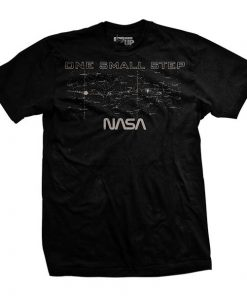 "SKU000010328 ""One Small Step"" T-Shirt NASA Shirts T Shirt"