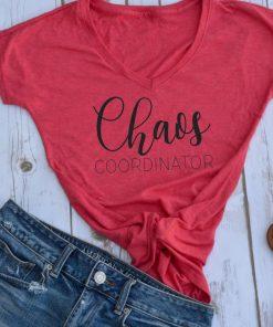 TNGU-2D-1767878918210 Chaos coordinator tshirt