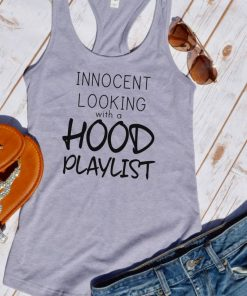 TNGU-2D-375849123844 innocent looking hood playlist tank top