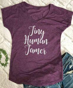 TNGU-2D-1767697809474 Tiny Human Tamer Shirt